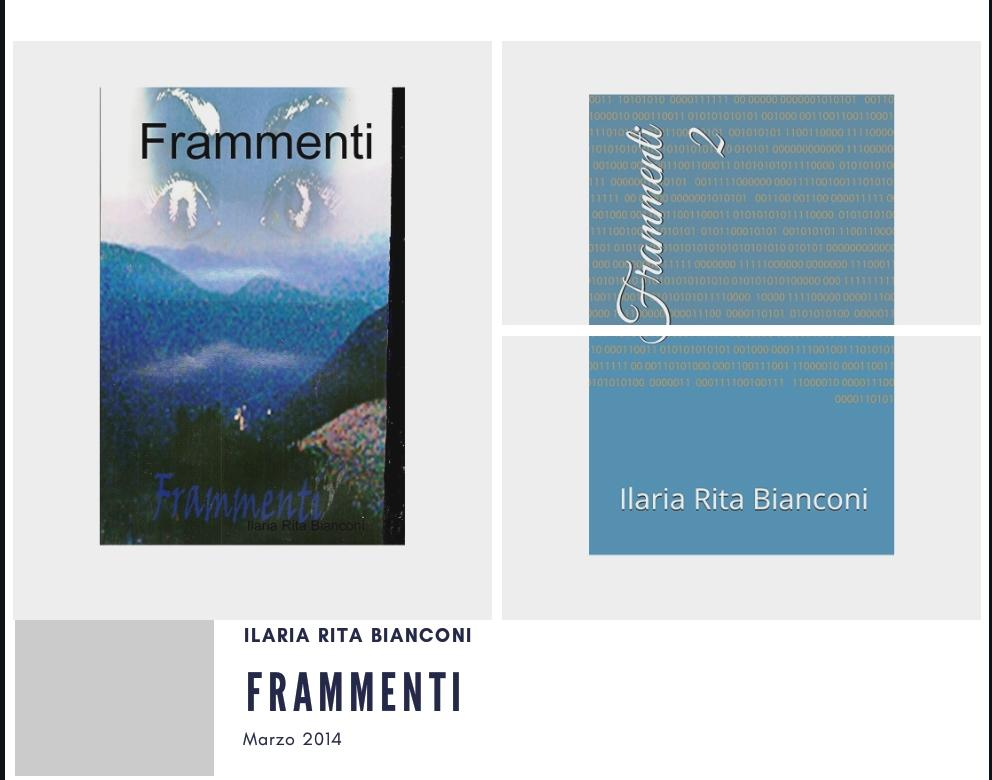 Frammenti Book Cover