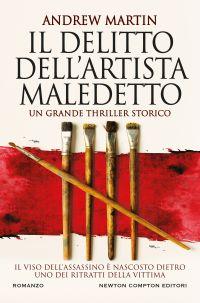 Il delitto dell'artista maledetto Book Cover