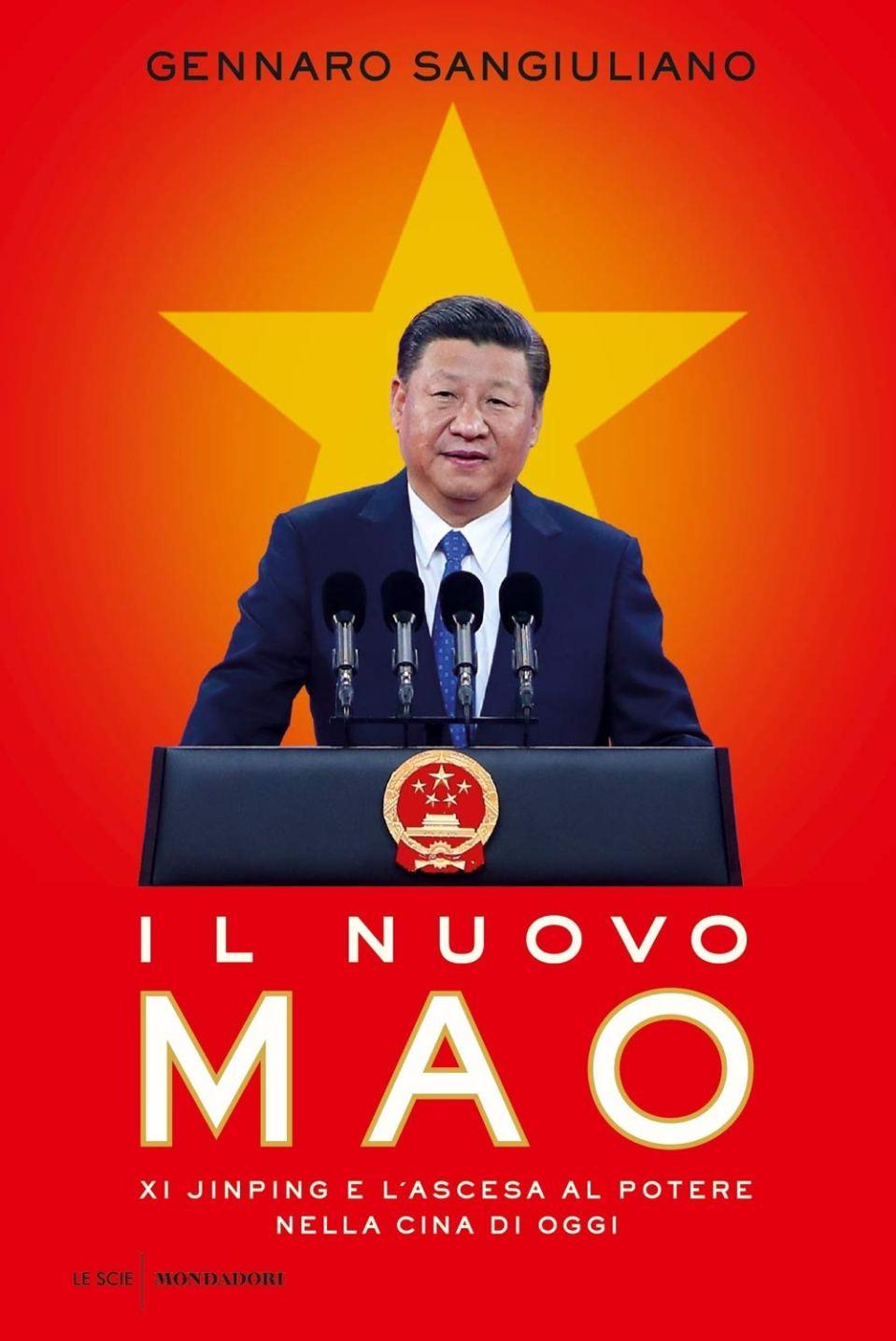 Il nuovo Mao. Xi Jinping e l'ascesa al potere nella Cina di oggi Book Cover