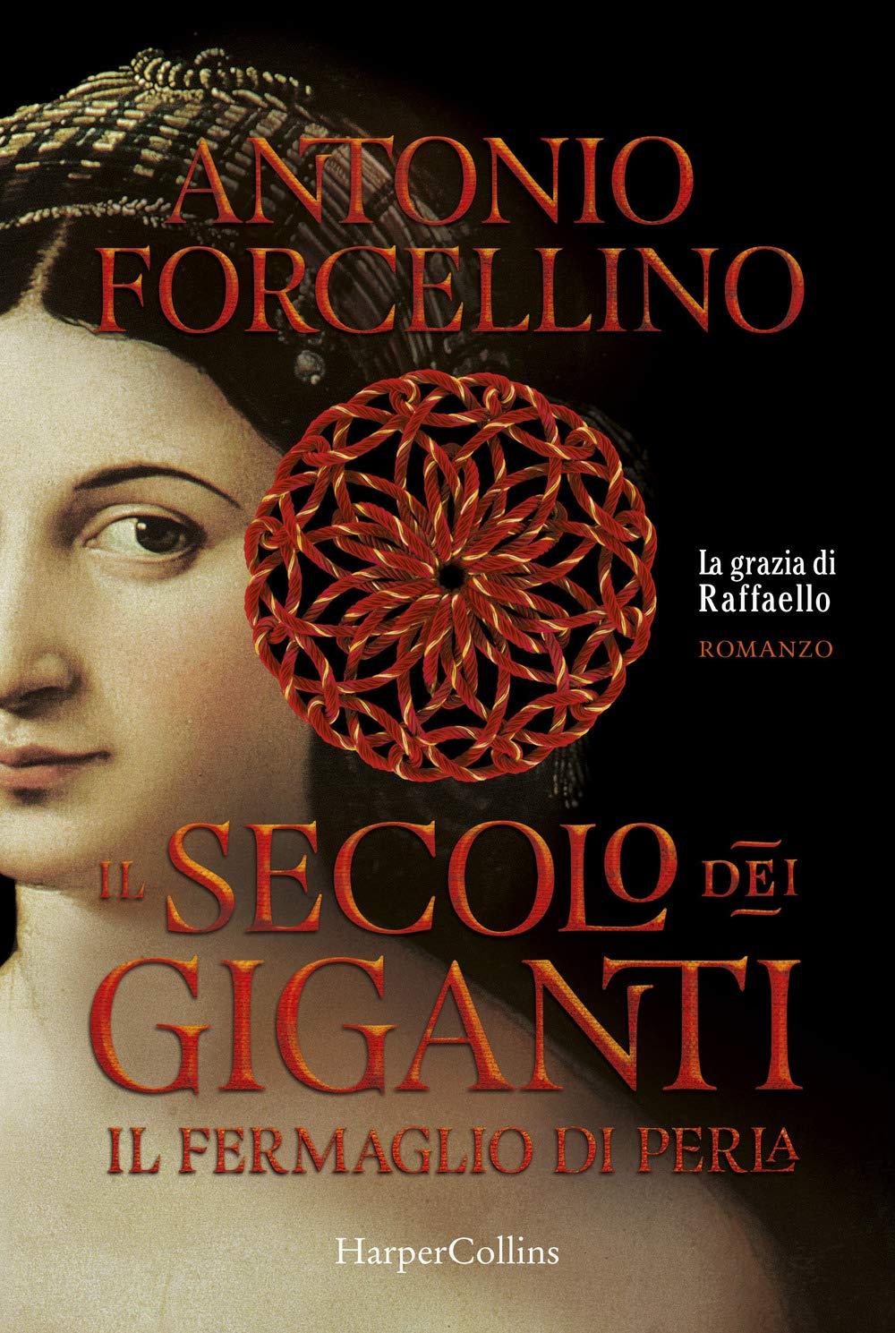 Il Secolo dei Giganti: Il fermaglio di perla Book Cover