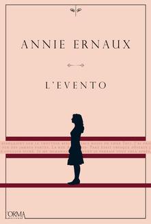 L'evento Book Cover