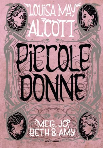 Piccole Donne – Meg, Jo, Bet & Amy Book Cover