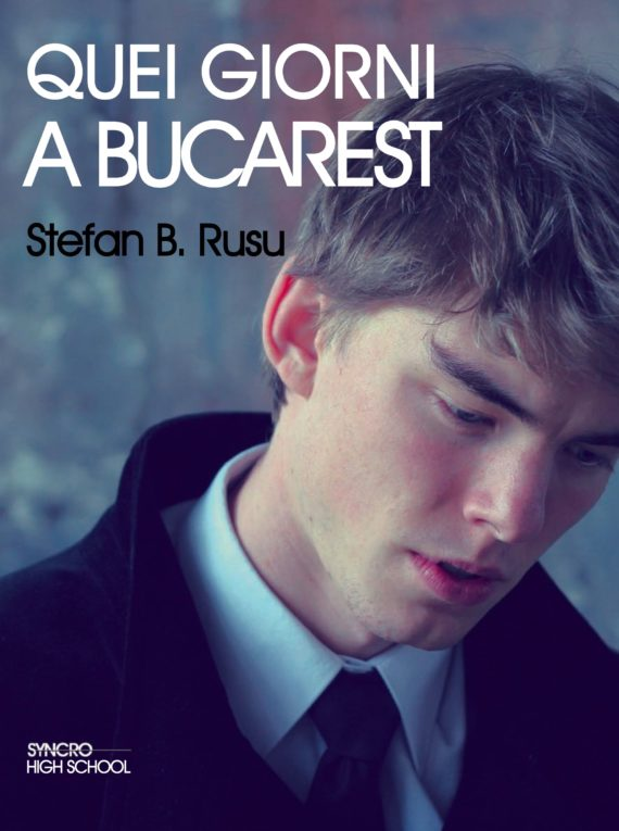 Quei giorni a Bucarest Book Cover