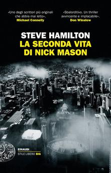 La seconda vita di Nick Mason Book Cover