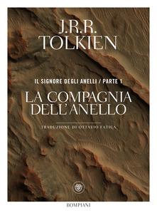 Il Signore degli anelli. Vol I: La compagnia dell'anello Book Cover