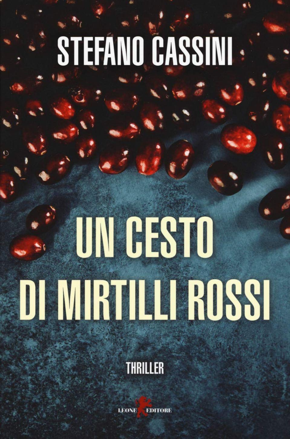Un cesto di mirtilli rossi Book Cover