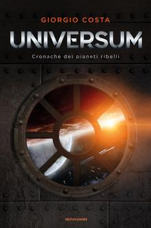 Universum. Cronache dei pianeti ribelli Book Cover