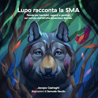 Lupo racconta la SMA Book Cover