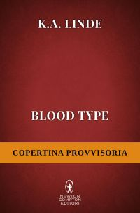Blood Type Book Cover
