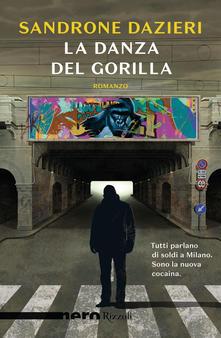 La danza del Gorilla Book Cover