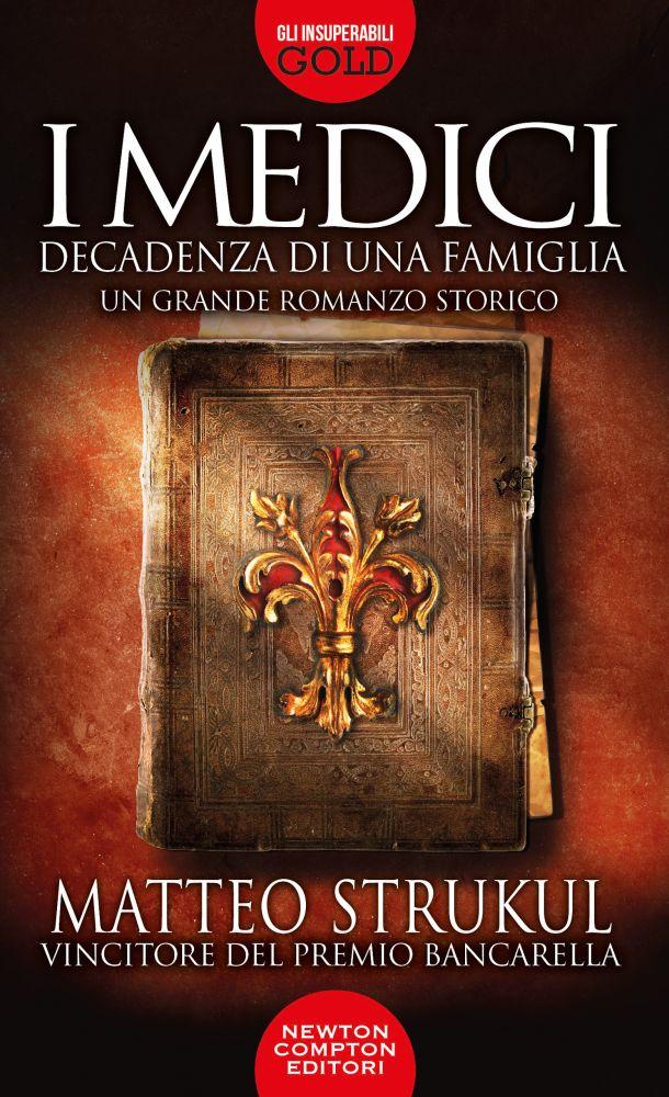 I Medici. Decadenza di una famiglia Book Cover