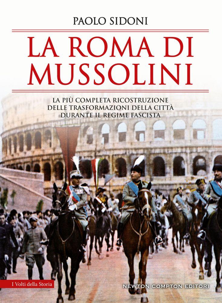 La Roma di Mussolini Book Cover