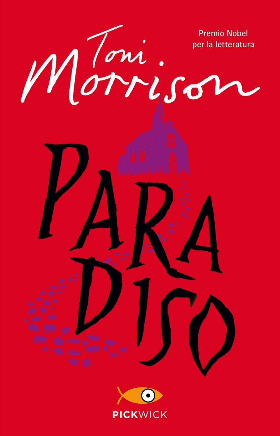 Paradiso Book Cover