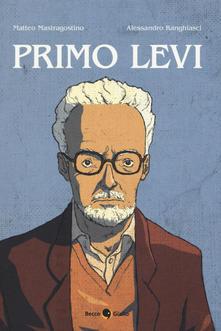 Primo Levi Book Cover