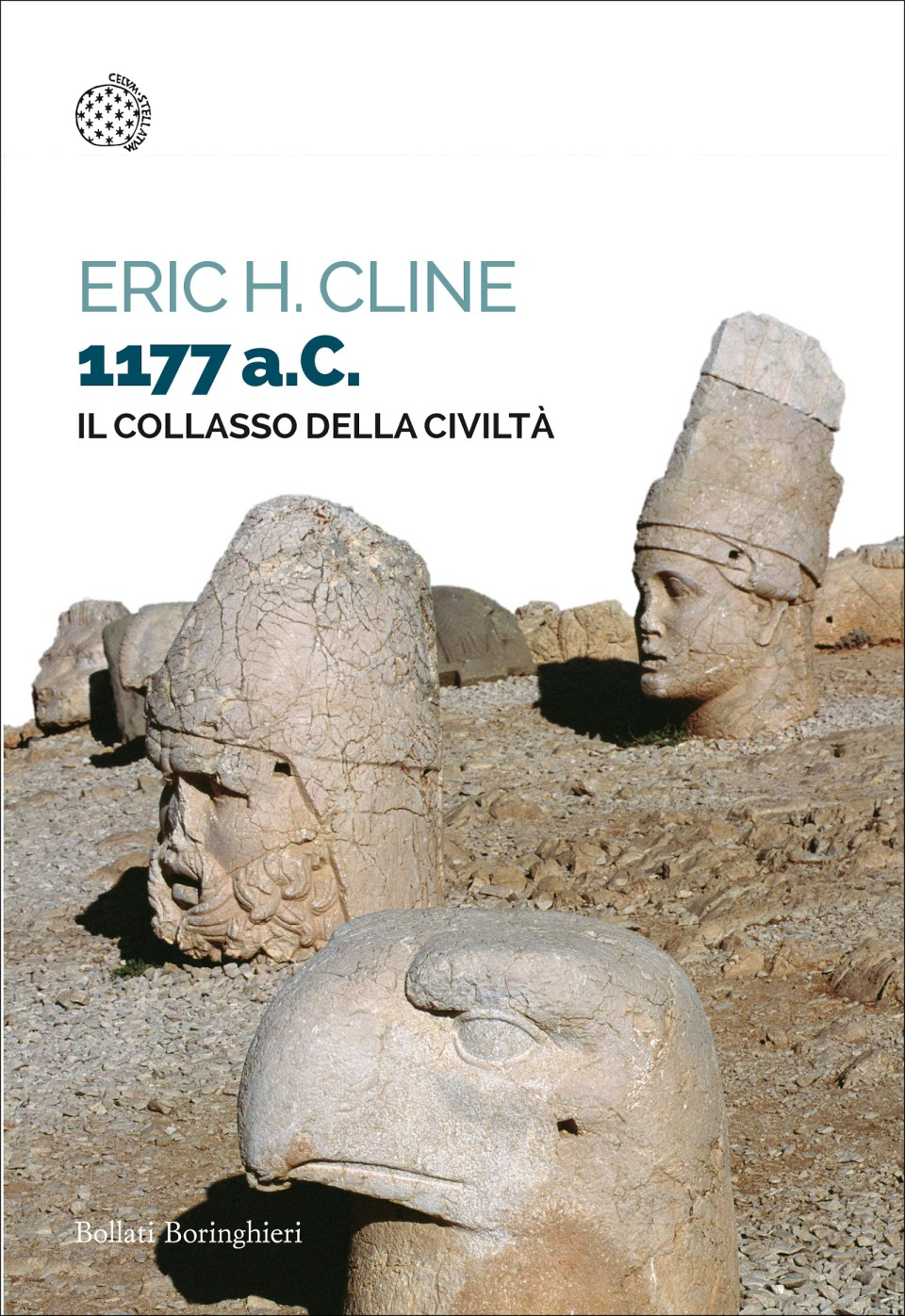 1177 A.C. Il collasso della civiltà Book Cover