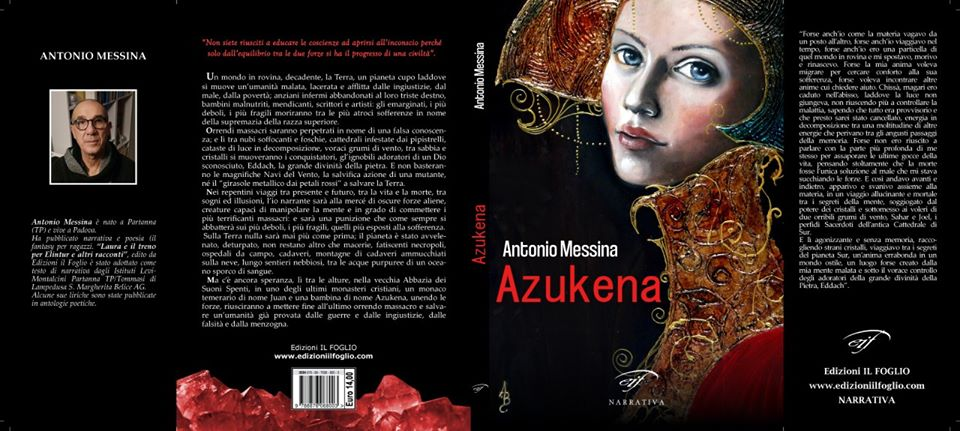 Azukena Book Cover
