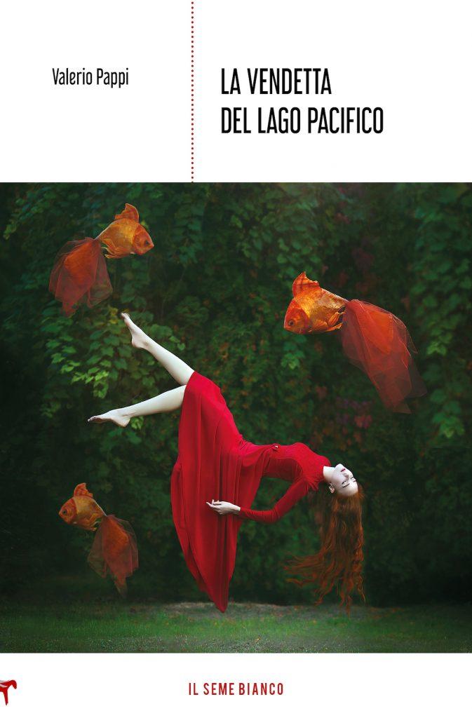 La vendetta del Lago Pacifico Book Cover
