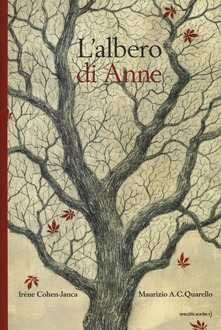 L'albero di Anne Book Cover