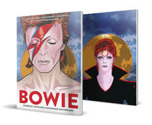 Bowie Book Cover