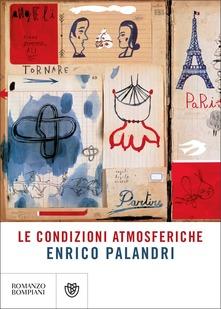 Le condizioni atmosferiche Book Cover