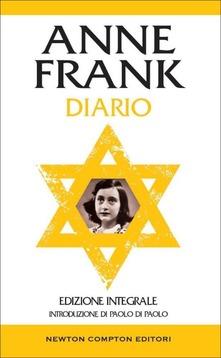 Diario. Edizione Integrale Book Cover
