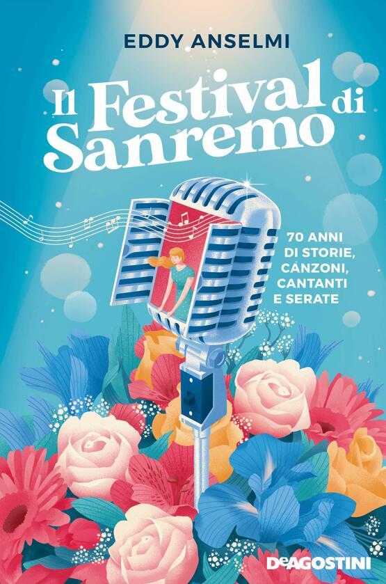 Festival di Sanremo Book Cover