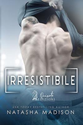 Irresistibile Book Cover