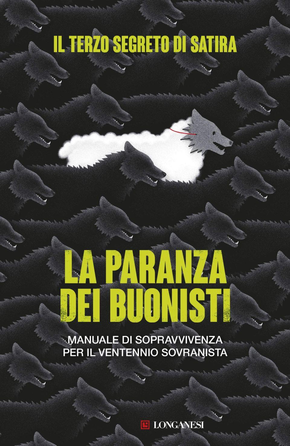 La paranza dei buonisti Book Cover