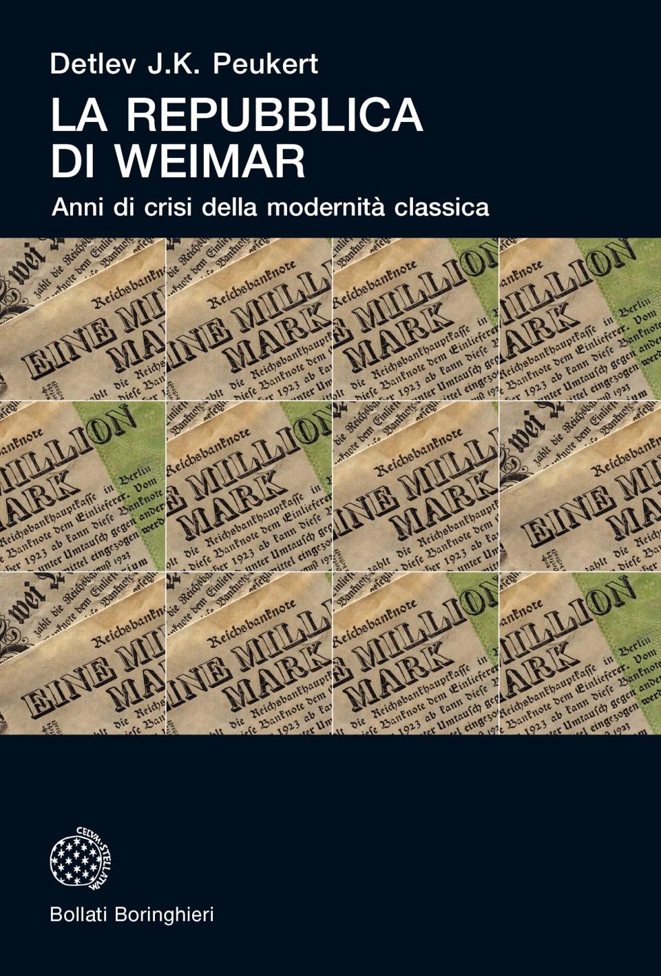 La Repubblica di Weimar Book Cover