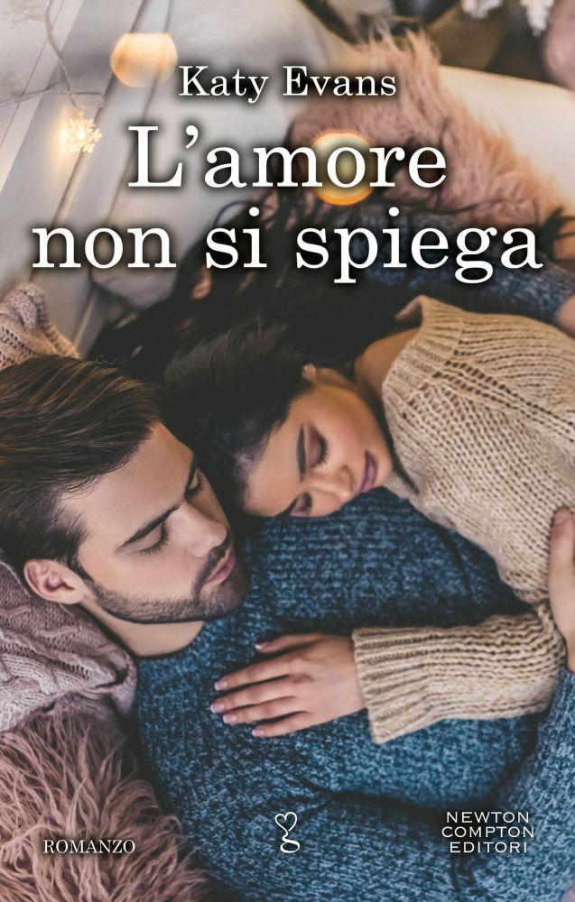 L'amore non si spiega Book Cover