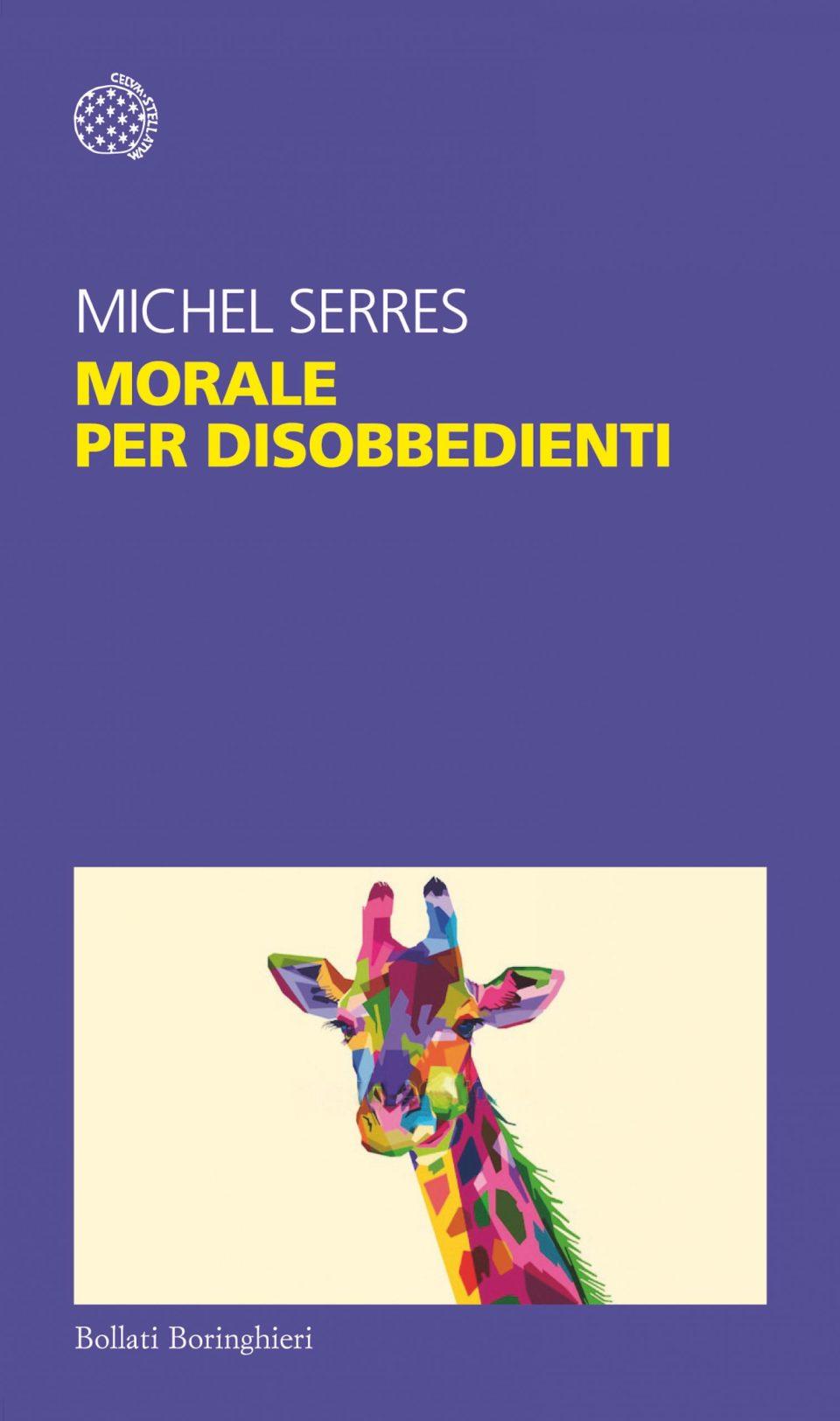 Morale per disobbedienti Book Cover