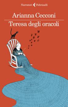 Teresa degli oracoli Book Cover