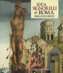 Luca Signorelli e Roma. Oblio e riscoperte. Book Cover