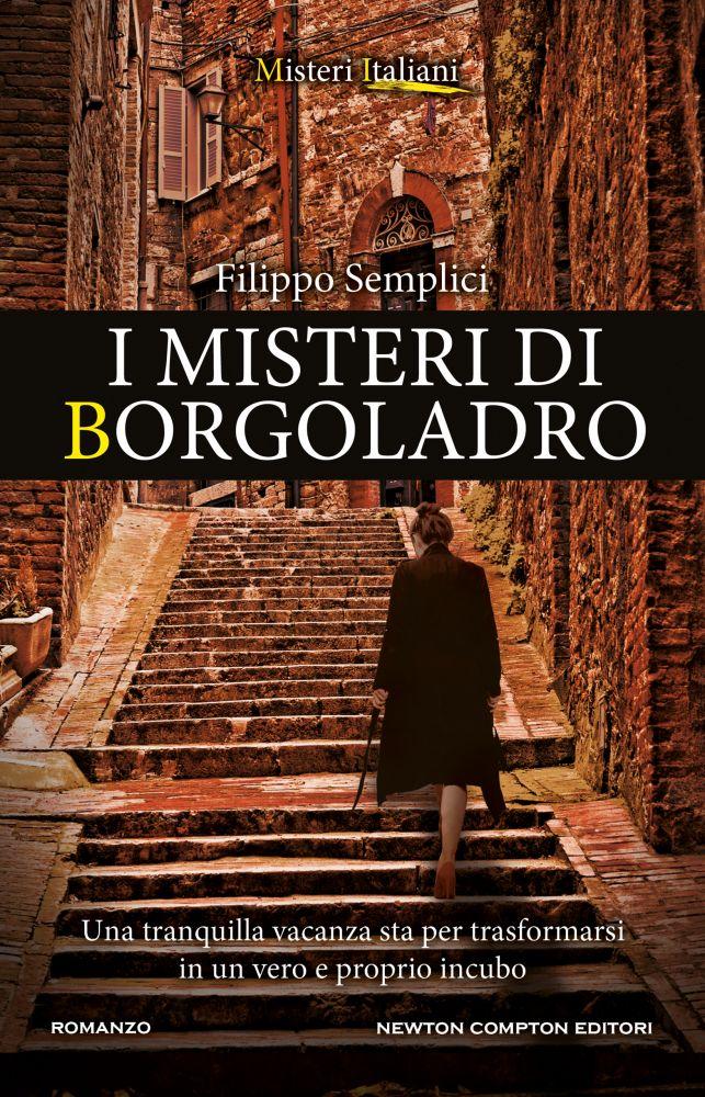 I misteri di Borgoladro Book Cover