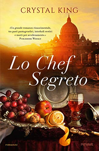 Lo chef segreto Book Cover