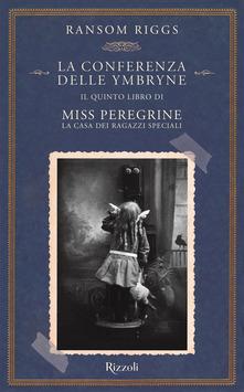 La conferenza delle Ymbrine Book Cover