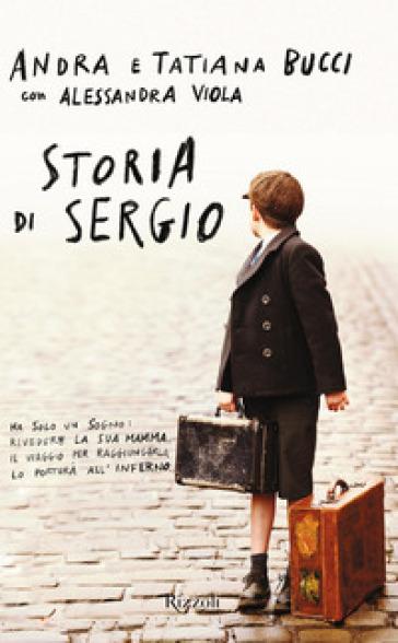 Storia di Sergio Book Cover