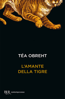 L'amante della tigre Book Cover