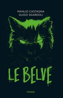 Le Belve Book Cover