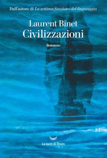 Civilizzazioni Book Cover