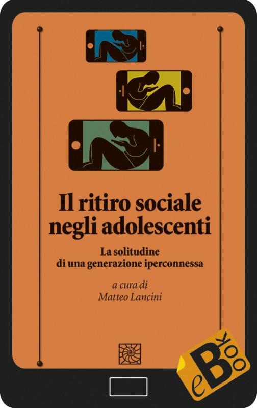 Il ritiro sociale degli adolescenti Book Cover