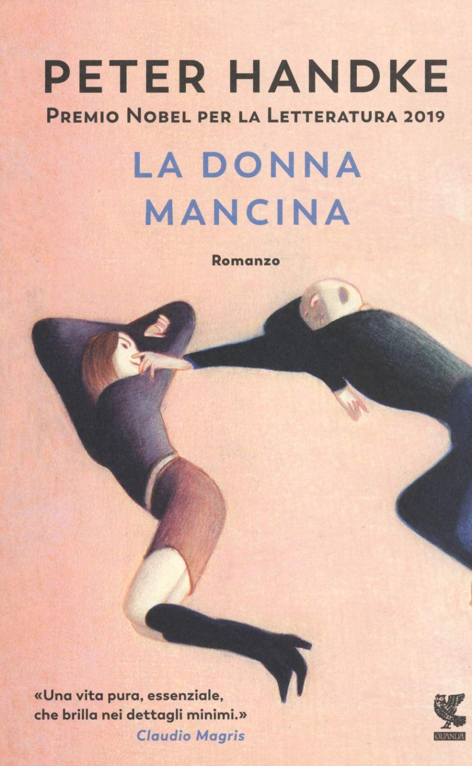 La donna mancina Book Cover