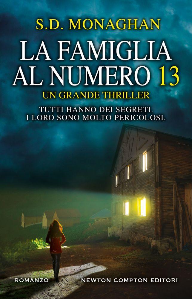 La famiglia al numero 13 Book Cover