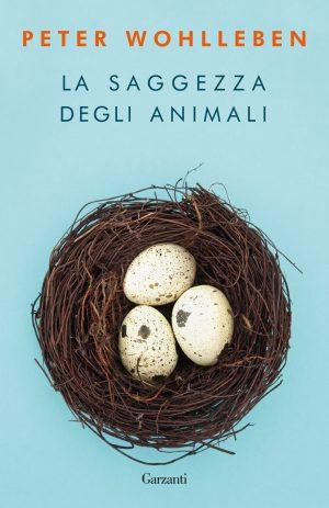 La saggezza degli animali Book Cover