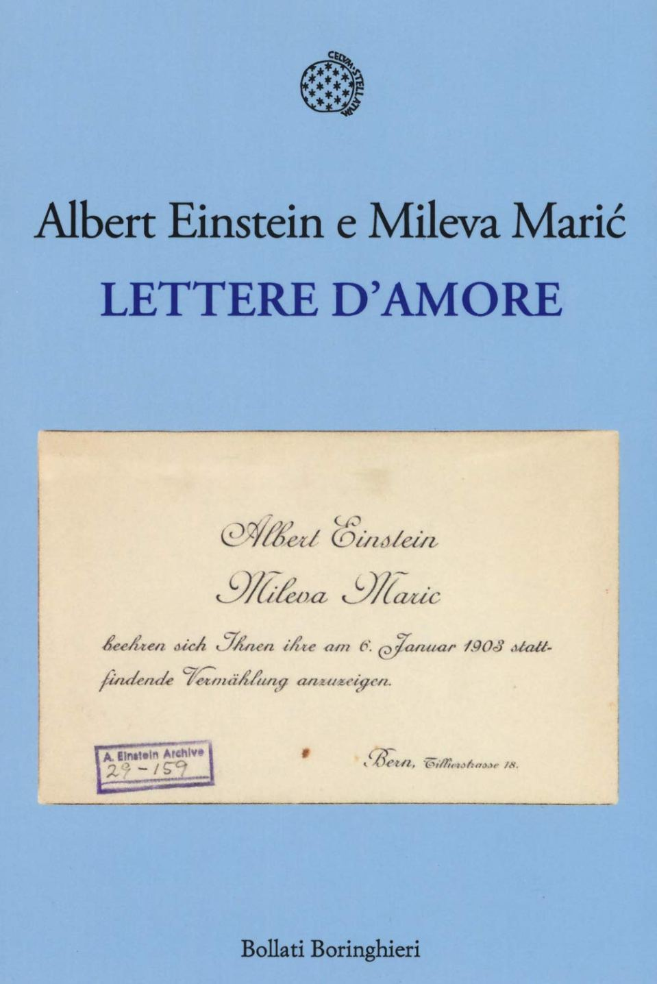 Lettere d'amore Book Cover