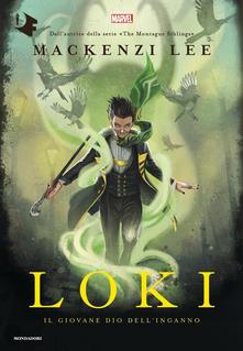 Loki. Il giovane dio dell'inganno Book Cover