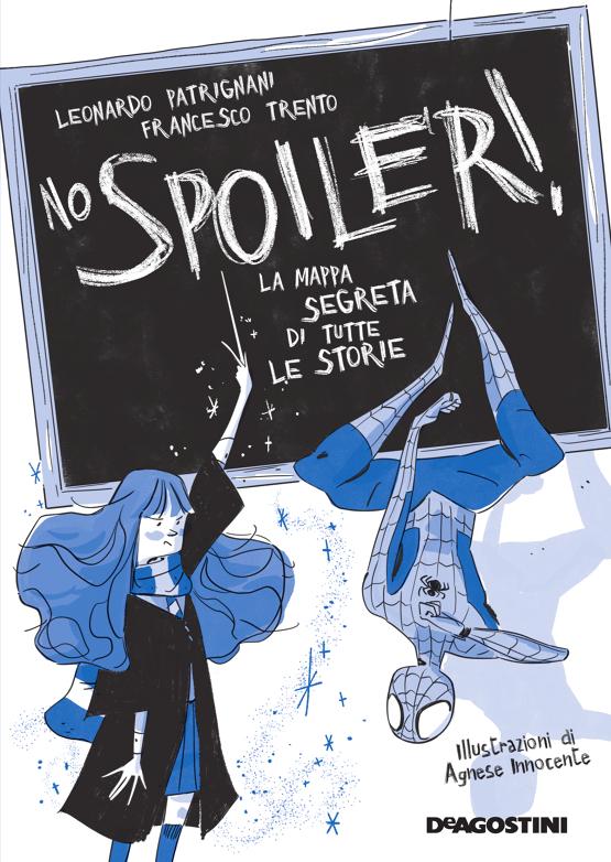 No Spoiler Book Cover