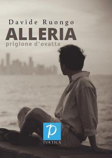 Alleria. Prigione d'ovatta Book Cover