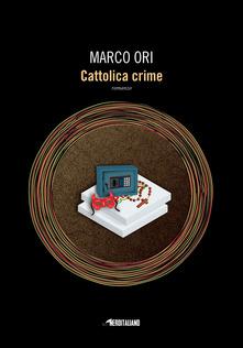 Cattolica crime Book Cover