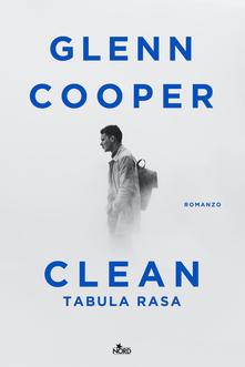 Clean. Tabula Rasa Book Cover